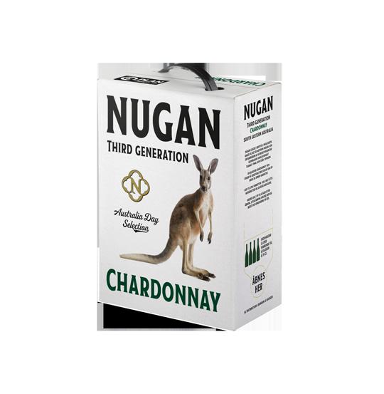 NUGAN CHARDONNAY BIB