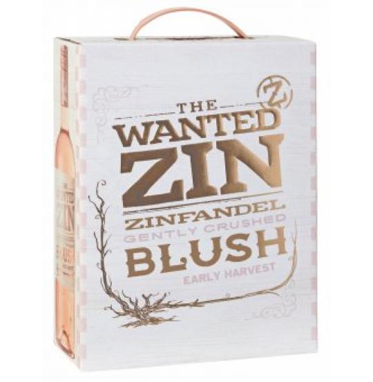 THE WANTED ZIN BLUSH BIB