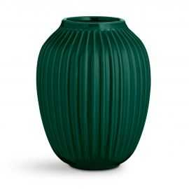 Hammershøi Vase H25 grøn