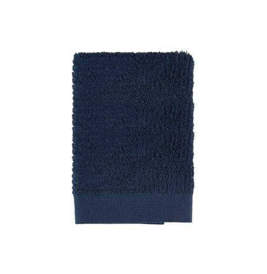 Zone Classic Håndklæde 50x70 mørkblå
