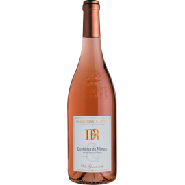 COSTIERES D NIMES ROSE 13%