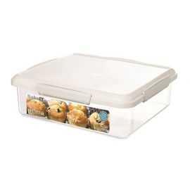Bake It stor firkantet beholder 3,5 L