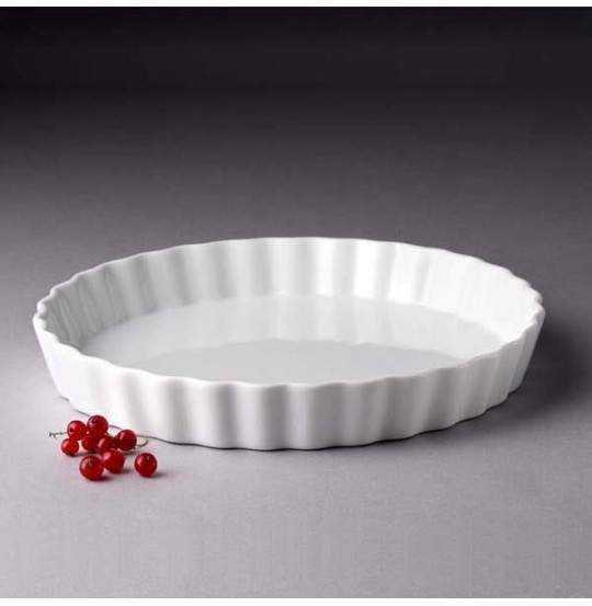 Aroma Tærteform Ø30 cm hvid