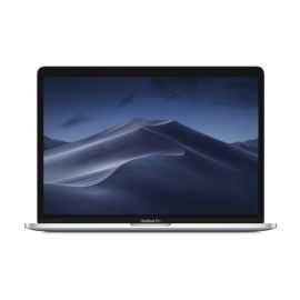 MacBook Pro 13 med Touch Bar 2019 sølv