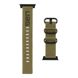 UAG Apple Watch rem 44/42mm Olive Drab