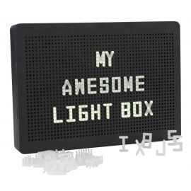 *LYSBOKS OLSEN m/100 BOGSTATIVER OG LED