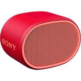 Sony højttaler SRS-XB01 rød