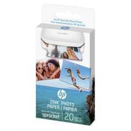 HP ZINK fotopapir med klæbende bagside