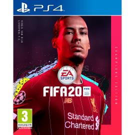 PS4: FIFA 20 (Nordic) - Champions Edition