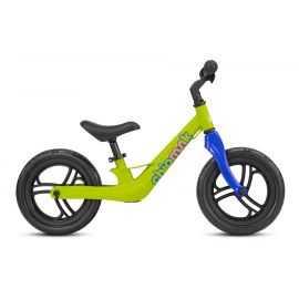 "Løbecykel 12"" Chipmunk blå/grøn"