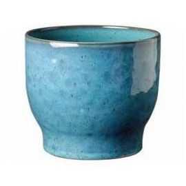 Urtepotteskjuler støvet blå, Ø 16,5 cm