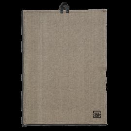 Rå Viskestykke mørk grå 50x70 cm