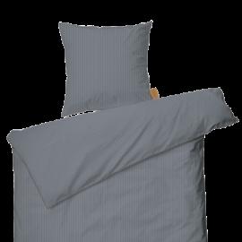 Spiga Sengetøj mørk grå 140x200 cm
