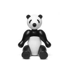 Kay Bojesen Pandabjørn WWF lille sort/hvid