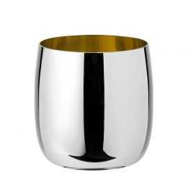 Foster Vandglas 0,2 L stål H8cm