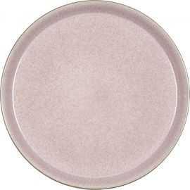 BITZ Gastro Tallerken D27 cm grå/lyserød