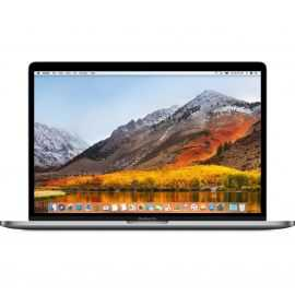 MacBook Pro 15 2018 med touchpad Grey