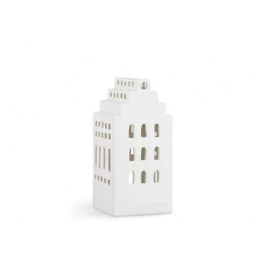 Urbania Lyshus Herregård hvid H17 cm