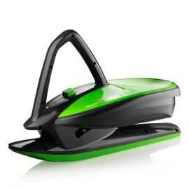 Ski Drifter grøn/antracite max 80 kg