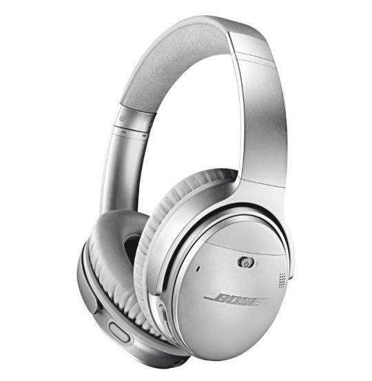 Bose QC35 II sølv