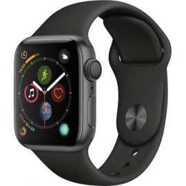 Apple Watch 4 40mm Space Sport band