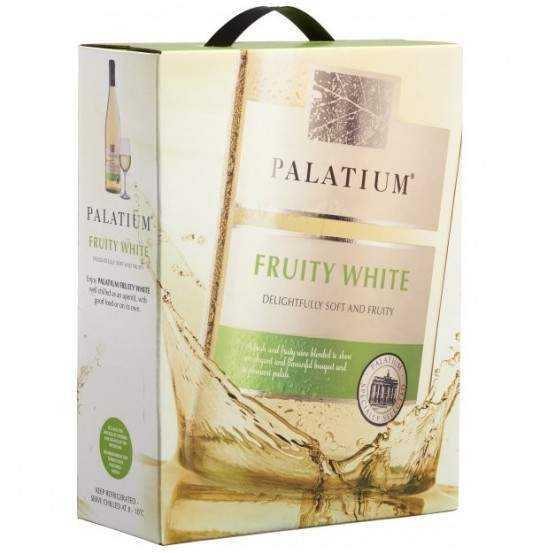 PALATIUM FRUITY WHITE