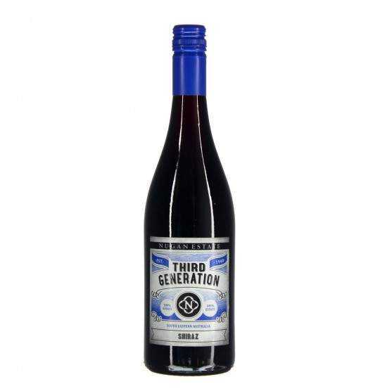 NUGAN ESTATE THIRD SHIRAZ