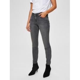 Mid Waist - Skinny Fit Jeans