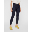 Cropped Skinny Fit Jeans