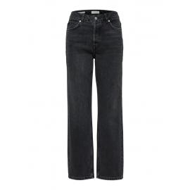 Højtaljede - Straight Fit Jean