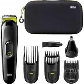 Braun BRAMGK3921TS multi-hårpleje