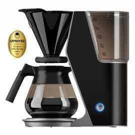 ILOU kaffemaskine sort ILOU2B1