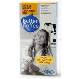 Rengøring til kapsel-/kaffemaskine og elkedel