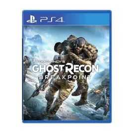 PS4: Tom Clancy's Ghost Recon: Breakpoint