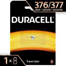 Duracell 376/377 Batteri, 1pk