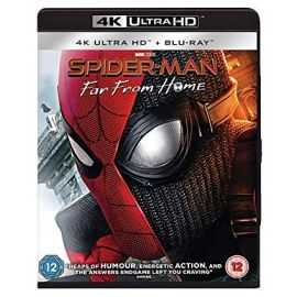4K BR: Spider-Man: Far From Home (Uhd+Bd)