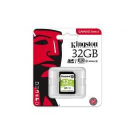 Kingston 32GB SDHC Canvas Select 80R