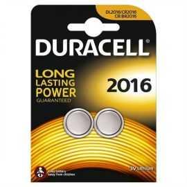 Duracell 2016 Batterier, 2pk