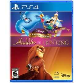 PS4: Aladdin and The Lion King