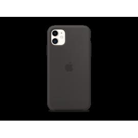 iPhone 11 Silicone Case black
