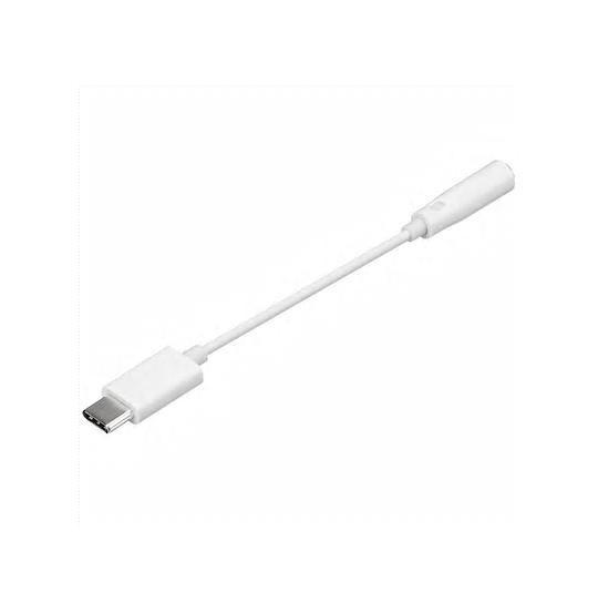 Sandstrøm USB-C til 3,5 mm lydadapter