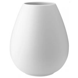 Earth Vase 24 cm kalkhvid