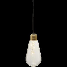 Hængende Dekoration Glow hvid