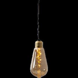 Hængende Dekoration Glow amber