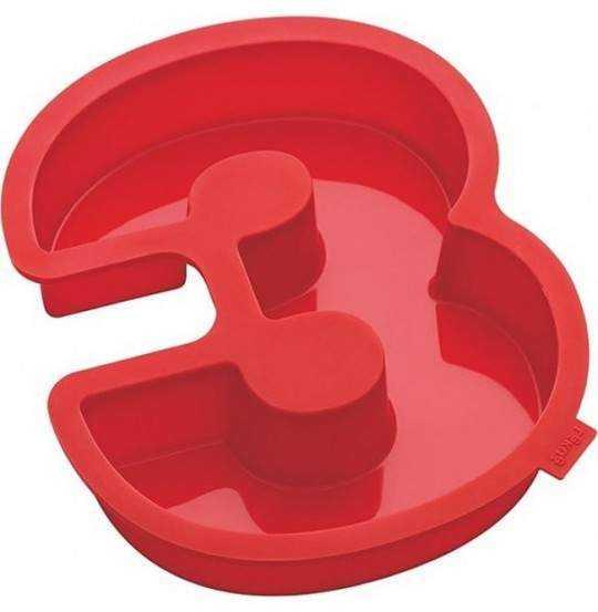 NummerKageform nr. 3