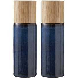 BITZ Salt & Peber 5x16,7 cm blå