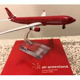 Air Greenland - Airbus A330-200 size:1:500