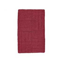 Zone Classic Bademåtte 80x50 maroon red