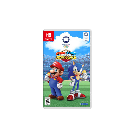 NS: Mario and Sonic at the Olympic Games Tokyo 202
