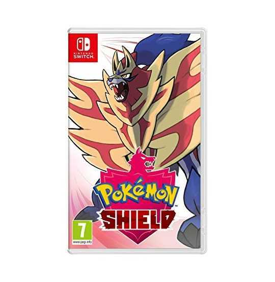 NS: Pokemon Shield